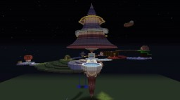 Rosalina's Comet Observatory Minecraft Map & Project