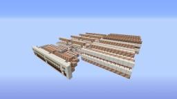 8 Bit Binary Multiplikator [Wireless] [Super Fast] Minecraft