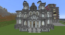 Houses of Parliament Minecraft Map & Project