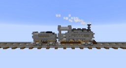 Better Train Design for GenerikB Minecraft Project