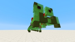 Walking Caterpillar (Slime Block Flying Machine)
