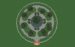 Botanical Garden without Dome Minecraft Map & Project