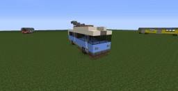 New Flyer E40LFR Minecraft Project
