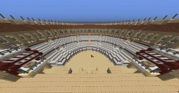 Theatre of Marcellus Minecraft Map & Project