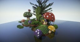 Toadstool Island Minecraft Project