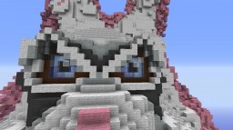 [Skrill's Rabbit Challenge]  - FLUFFY THE SLIGHTLY AGGRESSIVE BUNNY Minecraft Map & Project