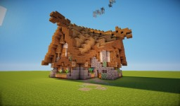 Fantasy House [Small] Minecraft Map & Project