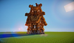 Fantasy Tower Minecraft Map & Project