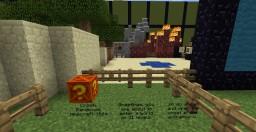 Crash Bandicoot: Minecraft Style Minecraft Map & Project
