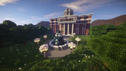 Voltz Courthouse Minecraft Project