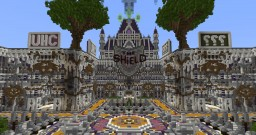 Server spawn (the Shield) - Feedback post Minecraft Map & Project