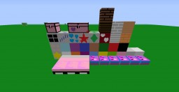 First Texture Pack (Tequila)