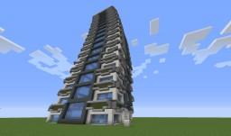 Curved Skyscraper