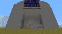 MILG Arena Minecraft Map & Project