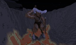 Inyaj The Nether Guardian Minecraft Map & Project