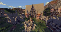 Hub Server Spawn | Promethean Team Build | Minecraft