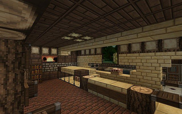 Vito 39 s the classic italian bakery minecraft project for Vitos italian kitchen