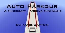 Auto Parkour! - Minecraft Parkour Mini-Game Minecraft Map & Project