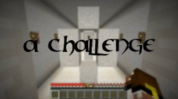 a Challenge Minecraft Map & Project