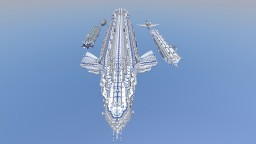 UN-AC1 Assault Carrier Minecraft
