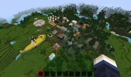 Camp Half Blood - 1.8 Minecraft Map & Project