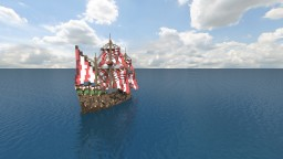 Caravel Minecraft Map & Project