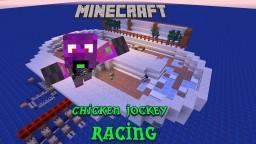 Chicken Jockey Racing!!