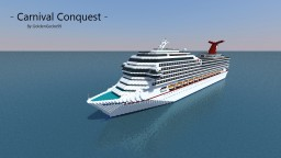 Carnival Conquest 1:1 Scale Replica Minecraft Map & Project