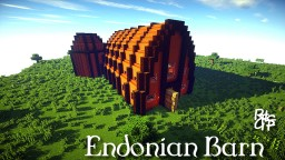 Endonian Barn Minecraft Project