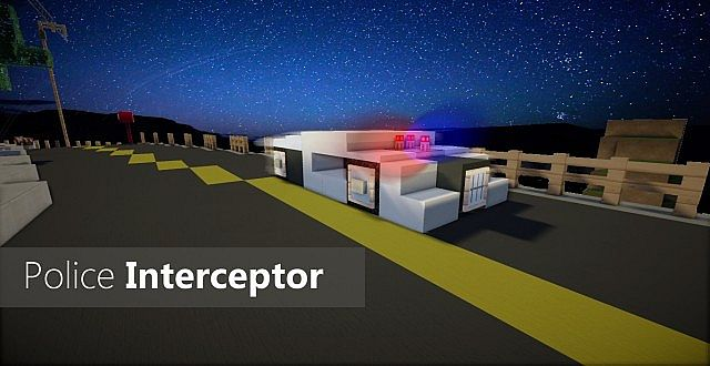 bugatti veyron police interceptor pop reel minecraft. Black Bedroom Furniture Sets. Home Design Ideas