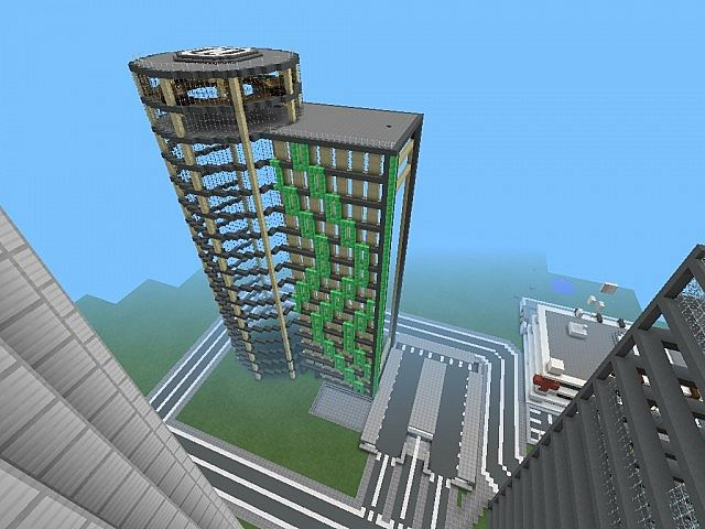 Minecraft New York Minecraft Project