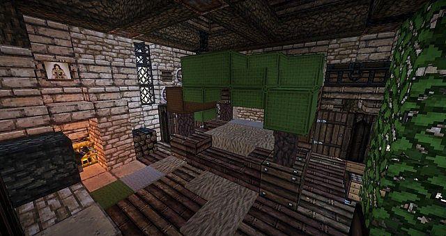 Lords Bedchamber