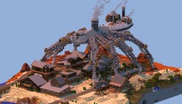 Wild wild West Town (Movie) Minecraft