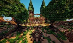 Minevictus Factions Spawn - Anark Minecraft Map & Project