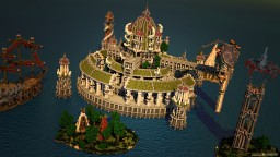 Carisus [spawn] Minecraft Project