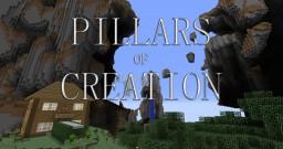Pillars of Creation [Adventure Map] [HELP NEEDED!] Minecraft Map & Project