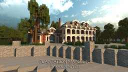 Plantation Mansion 2 | TMB | Architecture Minecraft Map & Project