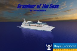 Grandeur of the Seas 1:1 Cruise Ship Replica [+Download]