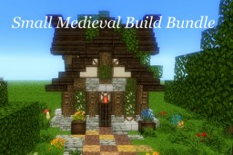 Small Medieval Build Pack (pop reel) Minecraft Project