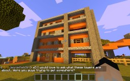 My Survival Home :3 Minecraft Map & Project
