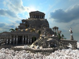 Olympus | Home Of The Gods Minecraft