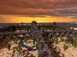 Arrakis | The Arid Barrens Minecraft Project
