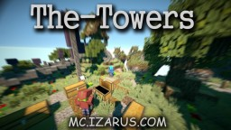 TheTowers map for Izarus server Minecraft