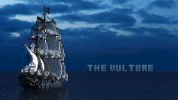 ~The Vulture~  Frigate - Full interior build Minecraft