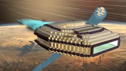 Flare MK V (civilian transporter) Minecraft Map & Project