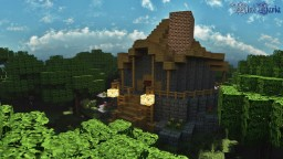 Tom Bombadil House Minecraft Map & Project