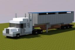 Semi-Truck | Realistic Minecraft