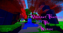 VibrantFantasy[Work in Progress][64x64][Multi-Colored Leaves!] Minecraft Texture Pack