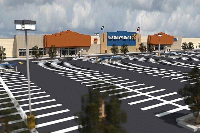 Walmart | ECS Minecraft Project