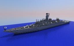 AU [Kinugasa]class Light Helicopter carrier Minecraft Map & Project